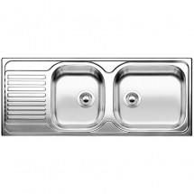 Двойна кухненска мивка BLANCO TIPO XL 9S