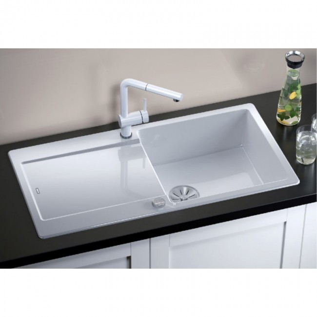 Керамична кухненска мивка BLANCO IDENTO XL 6S