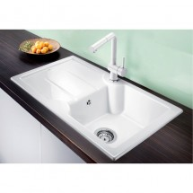 Керамична кухненска мивка BLANCO IDESSA 45S