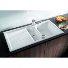 Керамична кухненска мивка BLANCO IDESSA 6S