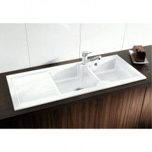 Керамична кухненска мивка BLANCO IDESSA 8S