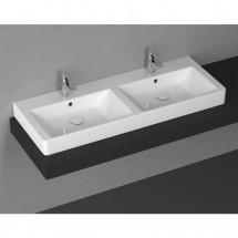 Двоен умивалник за баня PURITA 10PL50120