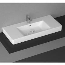 Умивалник за баня върху плот PURITA 10PL51120