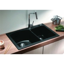 Гранитна мивка за вграждане IGGS 8401