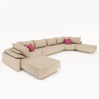 QUATTRO P2 - Модулен диван