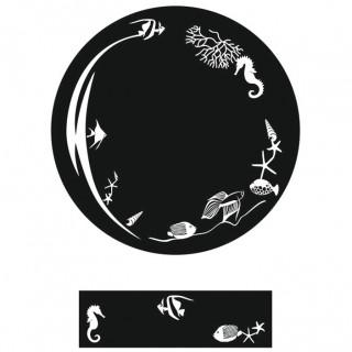 Поличка за баня 6 мм Морски свят 0640-05