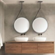 EGO - кръгло огледало за баня