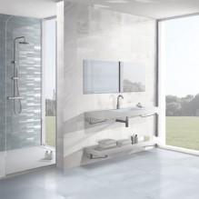 INTUITION SKY - серия плочки за баня
