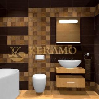 Nuovo - серия стенни плочки за баня