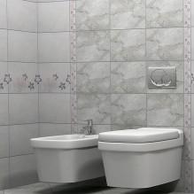 Серия плочки за баня Сиена