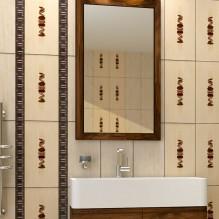 Серия плочки за баня Сориа