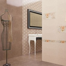 Ажур - серия плочки за баня
