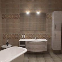 Balsam - серия плочки за баня