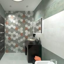 VULKAN - серия плочки за баня