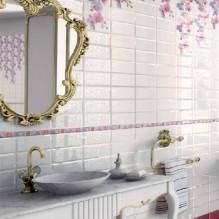 Серия ORCHIDEA - колекция плочки за баня