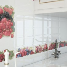 Tutti Frutti - стенни плочки за кухня