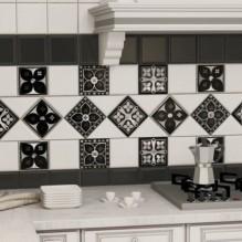 Etna - серия плочки за кухня