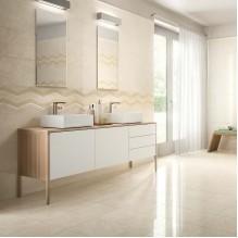 CRYSTAL CREMA MARFIL - италианска колекция плочки за баня