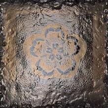 Vulkan Decor Flower Oro - испански гранитогрес