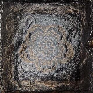 Vulkan Decor Flower Silver - испански гранитогрес