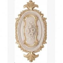 Louvre Flower Bone - декор за баня