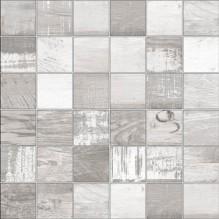Chalkwood White Nat. Mosaico - испански гранитогрес