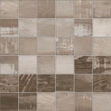 Chalkwood Brown Nat. Mosaico - испански гранитогрес