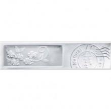 Decor Essence White 3 - декоративна плочка за баня/ кухня