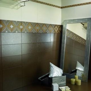 Серия Damasco - колекция плочки за баня