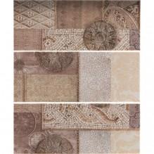Decor Set Corinto Ivory 3pz - комплект декорни плочки за баня