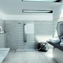Level - серия стенни плочки за баня