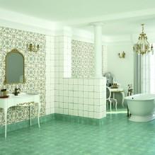 Mediterraneo - серия италиански плочки за баня
