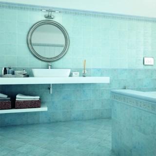 Peru - серия италиански плочки за баня