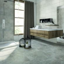 Grey soul wall - колекция стенни плочки за баня