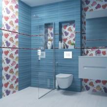 Vives Dodda - серия испански плочки за баня