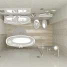 KENT - серия плочки за баня