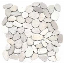 BATU BLANCA - мозаечна плочка от естествен камък