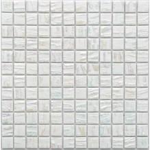 BAMBOO BLANCO 100% - стъклена мозайка