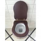 Конзолна тоалетна чиния TIME