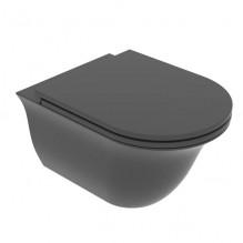 Окачена тоалетна чиния Flut FLWCSO-Cenere