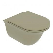 Окачена тоалетна чиния Flut FLWCSO-Miele