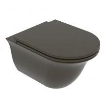 Окачена тоалетна чиния Flut FLWCSO-Caffe
