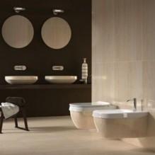 Конзолна тоалетна Abito Travertino 56