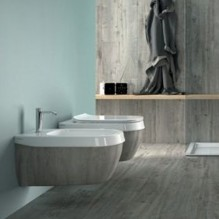 Конзолна тоалетна Abito Frassino 56