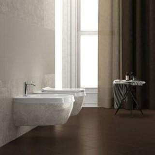 Конзолна тоалетна Abito Decoro Rice 56