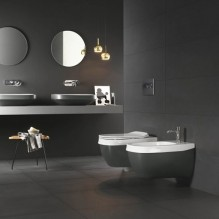 Конзолна тоалетна Abito Night Green 56