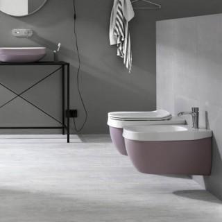 Конзолна тоалетна Abito Old Rose 56