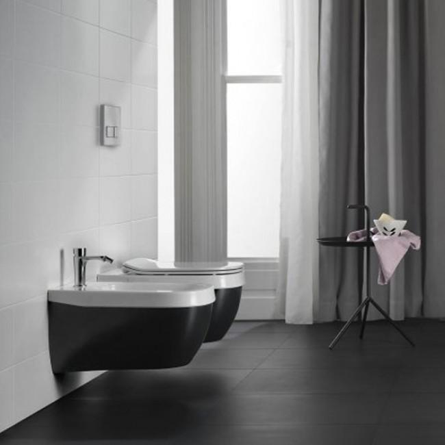 Конзолна тоалетна Abito Black 56