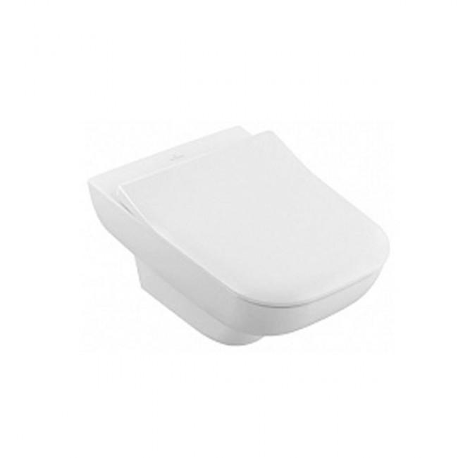 Конзолна  тоалетна чиния 5607R001 с капак със забавено падане слим