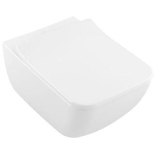 Конзолна  тоалетна чиния (4611R001 + 9M79S101) с капак със забавено падане
